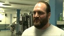 Hepatitis C Wrestler Ottawa Devon Nicholson