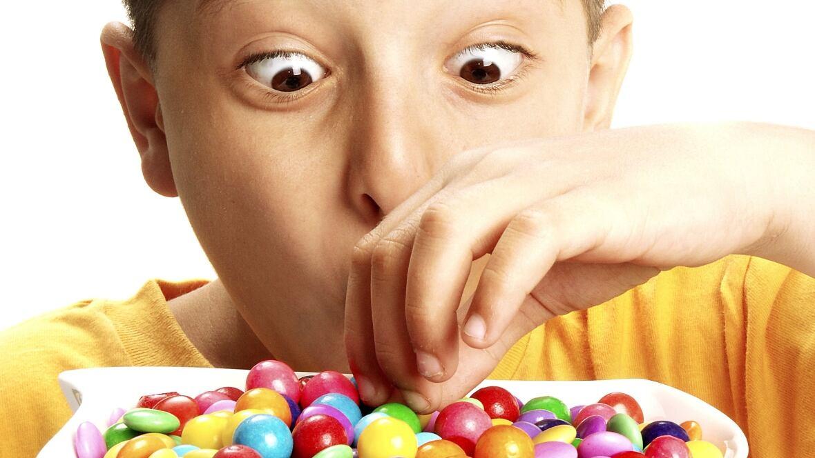 should parents control whst kids eat