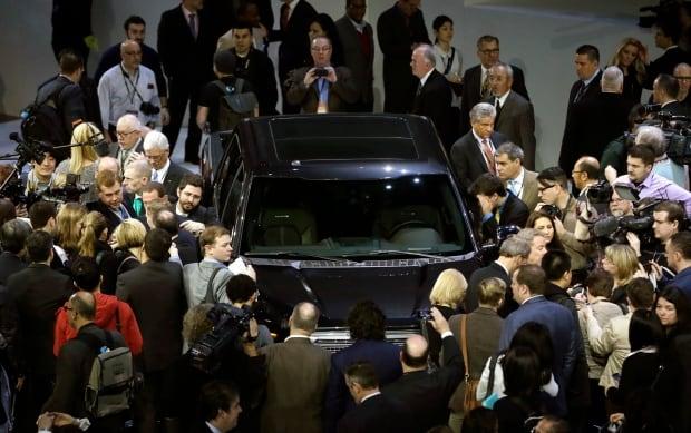 Auto Show Ford F150