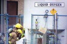 oxygen leak