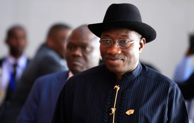 Jonathan Goodluck Nigeria