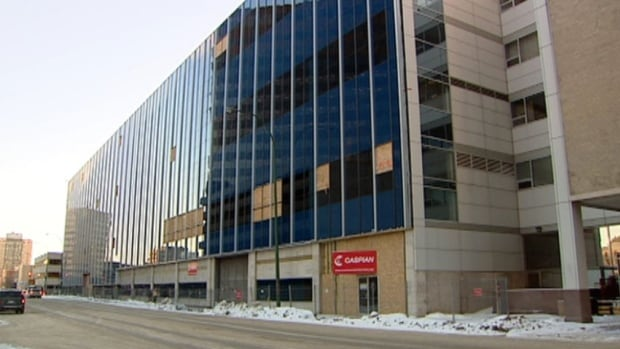 The former Canada Post building on Graham Avenue is being redeveloped into a building that will house the Winnipeg Police Service's new headquarters.
