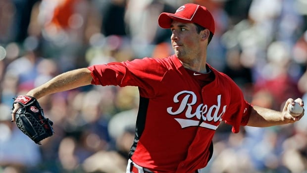 Vancouver's Jeff Francis, who was a starter and reliever with the Rockies last season, is back with the Reds. After Cincinnati signed him to a minor league deal for 2012, he spent two months at triple-A Louisville before rejoining Colorado.