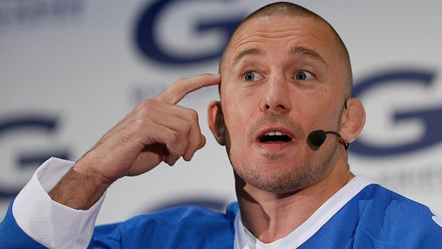 UFC star Georges St-Pierre vacated his welterweight title and took a hiatus from the sport in December, citing a need to lead a normal life and deal with mental fatigue.