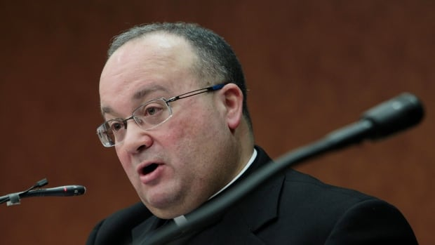 Monsignor Charles Scicluna, the Holy See's chief sex crimes prosecutor, who will represent the Holy See when it is grilled by a UN committee in Geneva Thursday on its implementation of the UN Convention on the Rights of the Child.
