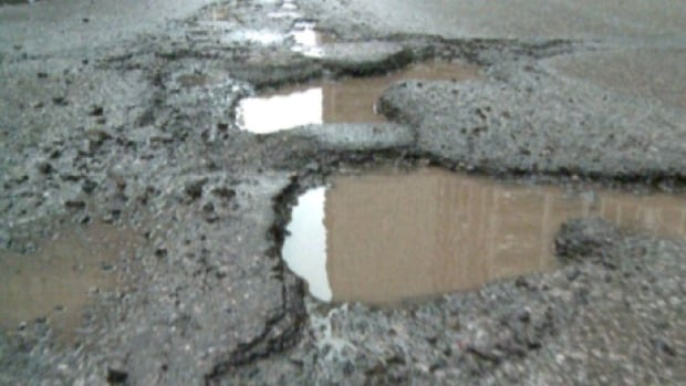 Some believe the main reason for cracked, crumbling and pockmarked roads in our city is because of one thing: Asphalt.