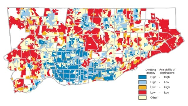 A St. Michael's Hospital study is meant to show how neighbourhood affects health