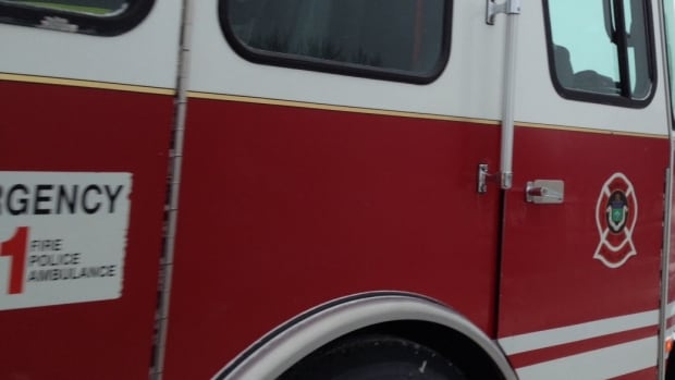 Fire caused moderate damage to a house in Corner Brook Tuesday night.