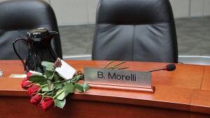 Bernie Morelli dies
