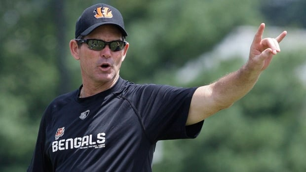 Former Bengals defensive co-ordinator Mike Zimmer reportedly will replace Leslie Frazier as Vikings head coach. Frazier was fired after the team finished 5-10-1 this season.