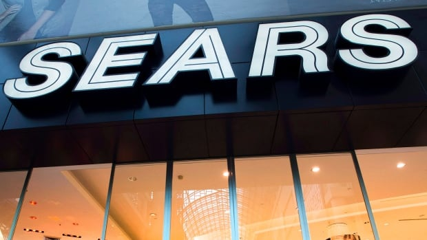 'We're really upset. It's a very terrible Christmas present,' says a Sears Canada manager about the company's plans to shut down.