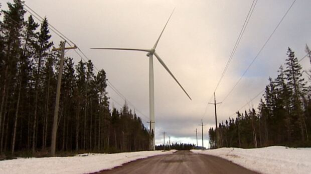 Hermanville windfarm