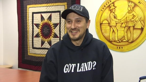 Winnipeg's Jeff Menard says orders for his 'Got land? Thank an Indian' shirts have been pouring in after a Saskatchewan girl fought to wear it at her school and made the news across the country.