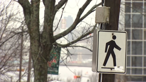 HRM is looking at cross-walk safety policies.