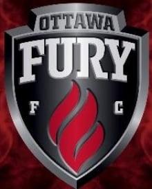 Ottawa Fury Soccer Logo