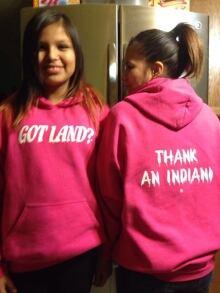 got land shirt