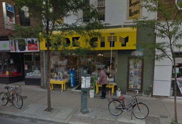 BookCity in the Annex