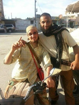 Abu Muslim scooter