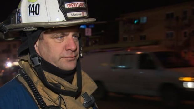 Jean Langlois, chief of operations at the Montreal fire department, says a smoke detector can save a life.
