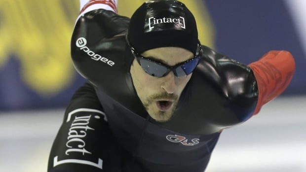 Seeing speedskaters like Canada's Denny Morrison in action at the Olympics is inspiring more Calgarians to sign up for lessons at Canada Olympic Park, said Morrison's former coach and COP director Marcel Lacroix.