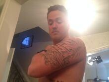 Carson Shields's tattoos