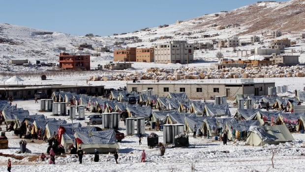 Tens of thousands of impoverished Syrian refugees living in tents, shacks and unfinished buildings face a miserable winter as aid organizations scramble to meet their needs. An unprecedented storm blanketed parts of Lebanon, the Palestinian Territories, Turkey, Israel and even Egypt's deserts with snow, amid icy and rainy winds.