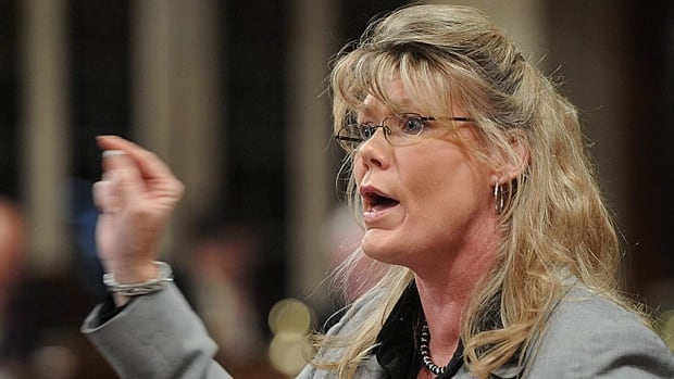 Canadian Heritage Minister and Saint Boniface MP Shelly Glover has was under fire in question period on Monday for a controversial fundraiser held earlier this month.