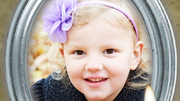 Three-year-old Sophie Conner died Tuesday, after a crash in December that also claimed the life of her mother and another 3-year-old girl.