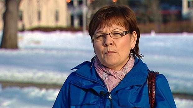 Carol de Delley, mother of Tim McLean, who was killed on a Greyhound Bus in 2008.