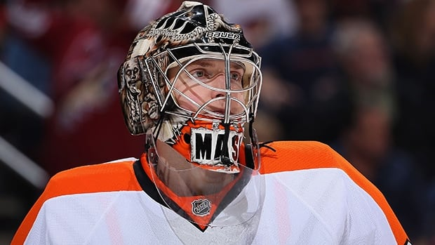 Goaltender Steve Mason is 19-11-5 with a 2.48 goals-against average and .917 save percentage entering Philadelphia's game against the New York Islanders on Saturday night.