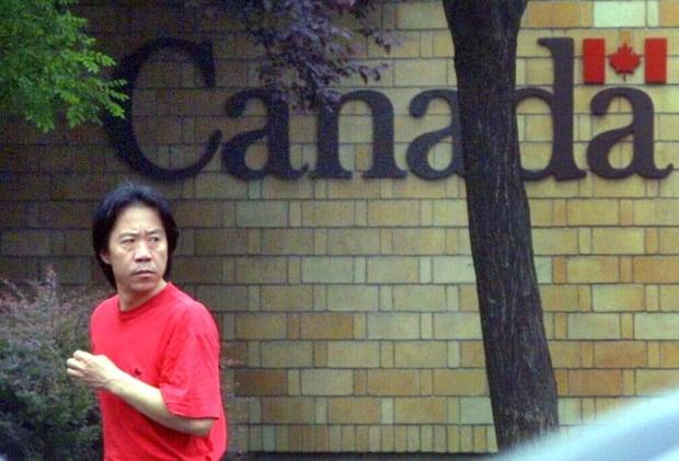 CHINA CANADA ASYLUM SEEKER