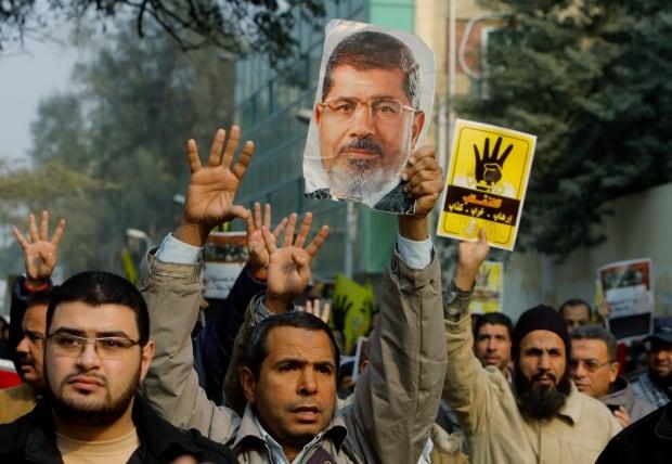 Mideast Egypt The Next Step News Analysis