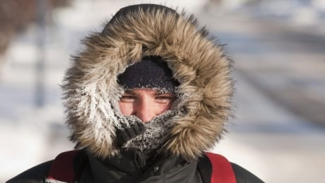 Bundle up, Toronto. It's going to feel like –35 tonight