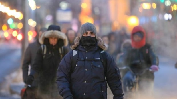 Environment Canada says Windsor is going to be a lot colder than usual this week.