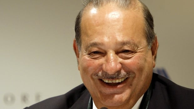 Mexican tycoon Carlos Slim Helu is believed to be the world's richest man. Oxfam claims 85 multi-billionaires control about as much as 3.5 billion of the world's poorest people.