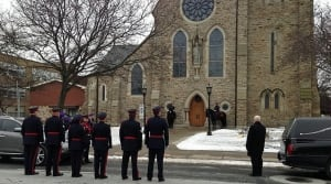Morelli funeral