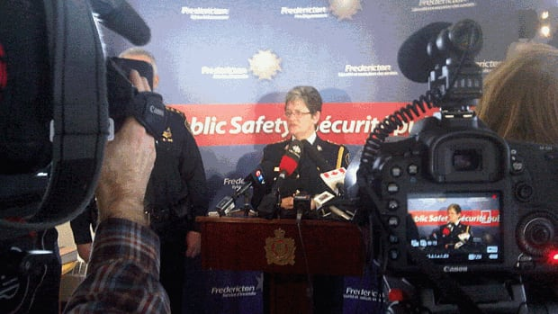 Fredericton Police Chief Leanne Fitch