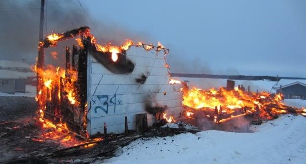 Pelican Narrow house fire