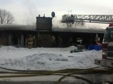 Fire at 68 Wigan Drive, Ottawa