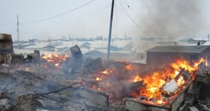 Pelican Narrows house fire