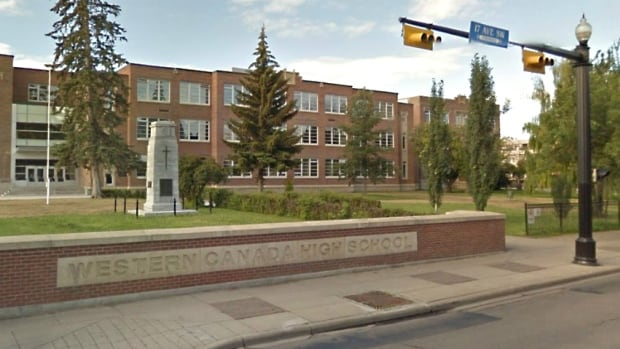 Western Canada High School emailed parents on Thursday after a fight off school property involving students sent a teenager to hospital.