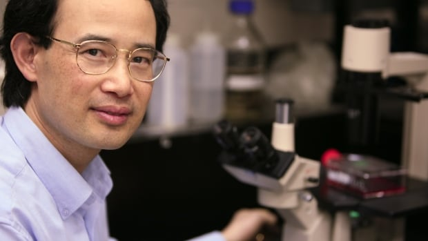 Wayne Chen is the study's senior author and a researcher at the University of Calgary's Libin Institute.