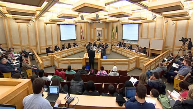 Saskatoon City Council.