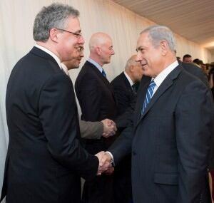 Mark Adler and Benjamin Netanyahu