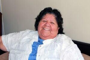 First Nations Elder Diane Michano-Richmond