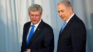 PALESTINIANS-ISRAEL/CANADA