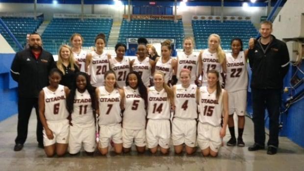 The girls' basketball team at Citadel High School is on an 87-game winning streak.