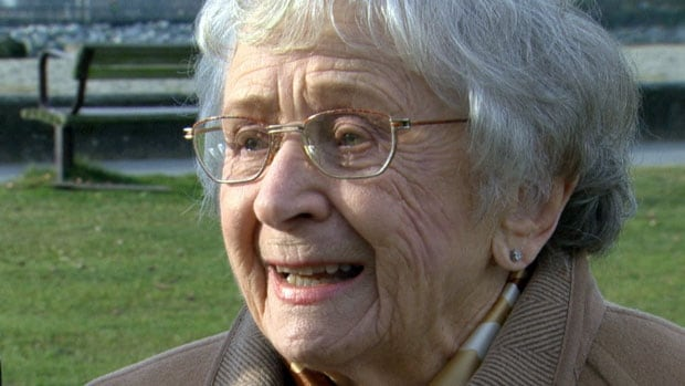 Olga Kotelko said growing up on a farm instilled in her a hard work ethic that stuck with her throughout her life. She took up track and field competition at age 77.