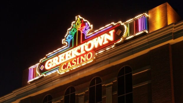 Detroit's total gambling revenue slipped 4.7 percent to $1.35 billion US last year, according to figures released by the Michigan Gaming Control Board on Tuesday.