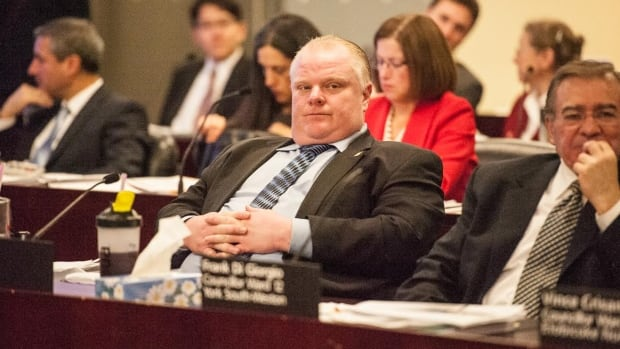Mayor Rob Ford said Wednesday that he opposes seeing a tax increase of 3.21 per cent -- which is higher than what the budget commitee approved earlier this month.